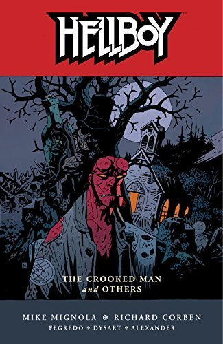 Hellboy, Vol. 10: The Crooked Man and Others by Mignola, Mike (2010) Paperback