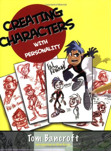 Game Character Design Book : Book review creating characters with personality for