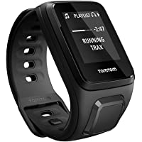 TomTom Spark Cardio Plus Music Fitness Tracker - Large