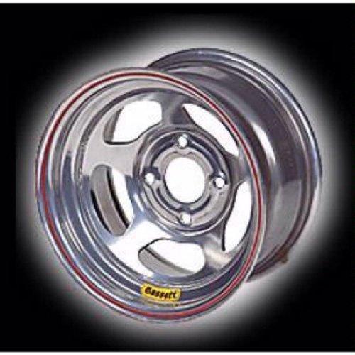 Beaded Silver Bassett 15 Wheel