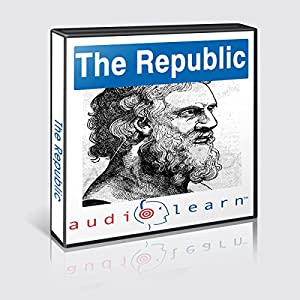 Plato's 'The Republic' AudioLearn Follow Along Manual Audiobook