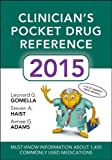 img - for Clinicians Pocket Drug Reference 2015 (Pocket Reference) book / textbook / text book