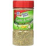 McCormick Perfect Pinch Salt Free Garlic & Herb Seasoning, 1 of 7.75 oz