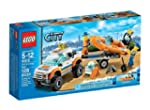 LEGO City Coast Guard 60012: 4x4 & Di...
