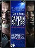 Buy Captain Phillips (DVD + UltraViolet Digital Copy)