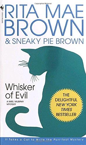 Whisker of Evil (Mrs. Murphy)