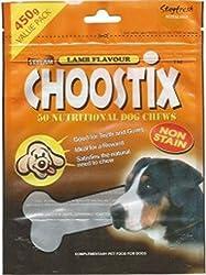 Choostix Lamb Dog Treat, 450g