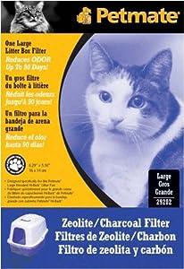 Petmate Zeolite Litter Box Filter - Large