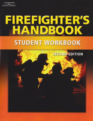 Workbook to Accompany Firefighter's Handbook - Delmar Cengage Learning - DE-1401835783 - ISBN: 1401835783 - ISBN-13: 9781401835781