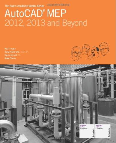 The Aubin Academy Master Series: AutoCAD Mep