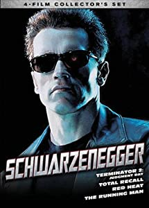 Schwarzenegger Collection (Terminator 2: Judgment Day / Total Recall / Red Heat / The Running Man)