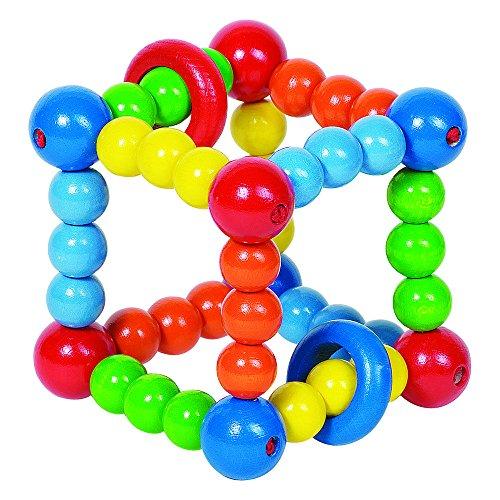 Heimess Sonaglio Elastico Cubo multicolorato