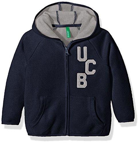 United Colors of Benetton 3KI4C5230, Cappuccio Bambino, Blu (Navy), 4-5 anni (Taglia Produttore: XS)