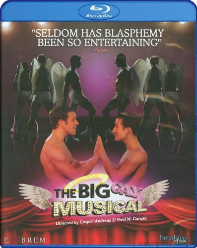 The Big Gay Musical [Blu-ray]