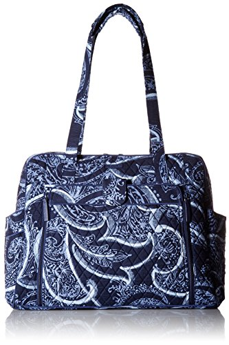 Vera Bradley Large Stroll Around Baby Bag, Signature Cotton, Indio