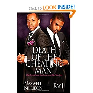 Book Review for Death of the Cheating Man by Maxwell Billieon Ray J