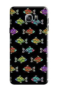 Samsung Galaxy Note 5 Back Cover KanvasCases Premium Designer 3D Printed Lightweight Hard Case