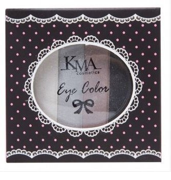 Kma Kapsenn B1 Eye Color, Highlights And Eyeshadow K Ma Eye Color 6.7 G