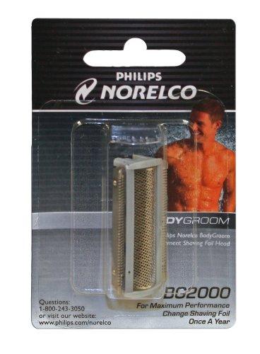 Philips Norelco Bodygroom Reemplazo Trimmer / Foil Shaver ...