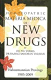 img - for Homoeopathic Materia Medica Of New Drugs book / textbook / text book