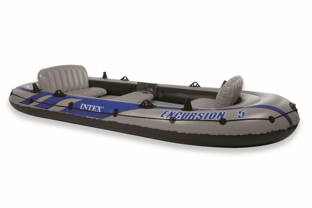 Boot Schlauchboot Paddelboot Excursion 366x168x43cm für 5 Personen