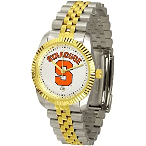 Syracuse Orangemen NCAA Executive Mens Watch by SunTime