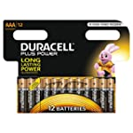 Duracell MN2400 Plus Power Alkaline A...