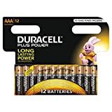 by Duracell  (232)  Buy new:  £8.49  £6.00  6 used & new from £4.41