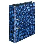 Herlitz 11080660 Folder with Blueberr...