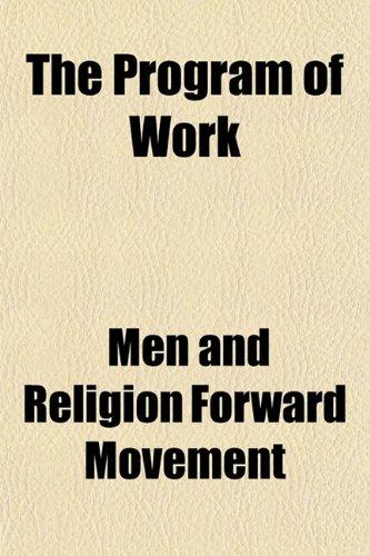 The Program of Work