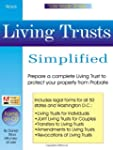 Living Trusts Simplified: With Forms-...