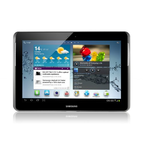 Samsung Galaxy Tab2 10.1 inch Tablet – Silver (16GB, 3G, Andriod 4.0)