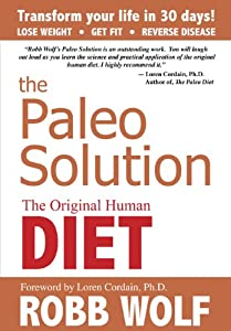 "Cover of ""The Paleo Solution: The Origina..."