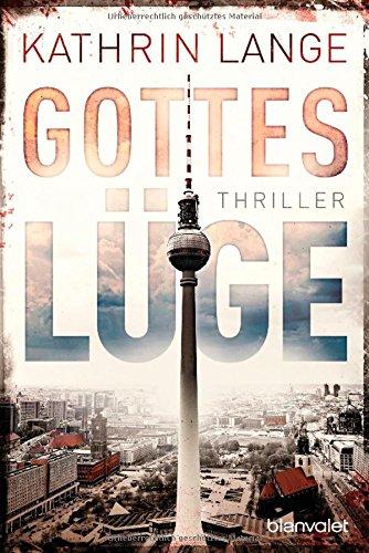 Buchseite und Rezensionen zu 'Gotteslüge' von Kathrin Lange