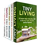 Declutter Your Life Box Set (5 in 1): Get Organized, Create a Positive Environment and Tidy Your Closet for a Stress-Free Life (Frugal Living & Homesteading)