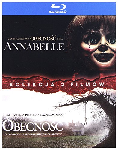 Annabelle / The Conjuring (BOX) [2Blu-Ray] [Region B] (IMPORT) (Nessuna versione italiana)
