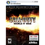 Call of duty : world at war - Edition collectorpar Activision