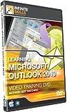 echange, troc Infinite Skills Learning Microsoft Outlook 2010 - Training DVD (PC/Mac) [import anglais]
