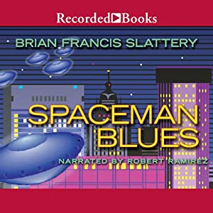 Spaceman Blues Audiobook
