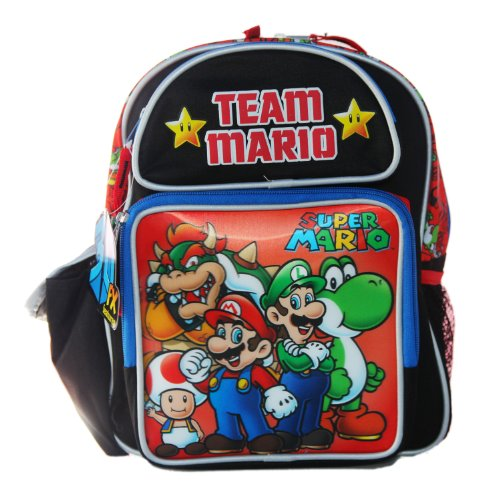 Accessory Innovations Super Mario Team Mario
