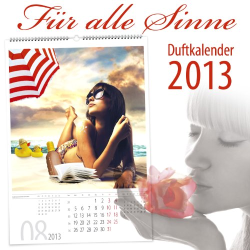 Duftkalender - Für alle Sinne