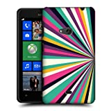 Head Case Right Edge Vanishing Point Snap-on Back Case Cover For Nokia Lumia 625