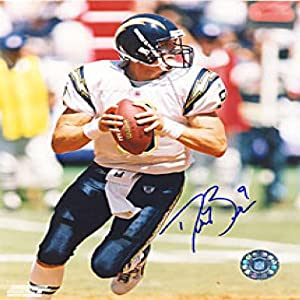 Drew Brees Autographed Signed 8x10 Photo- San Diego Chargers by Hollywood Collectibles