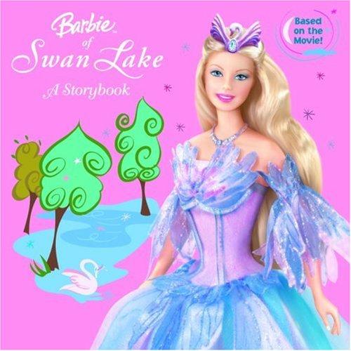 Barbie of Swan Lake: A Storybook (Barbie) (Look-Look)