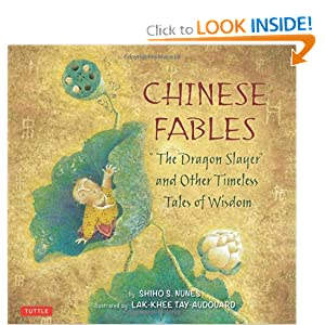 Chinese Fables: The Dragon Slayer and Other Timeless Tales of Wisdom ebook downloads