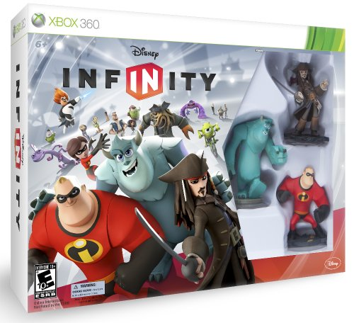 DISNEY INFINITY Starter Pack Xbox 360 (Hd Xbox 360 Starter Kit compare prices)