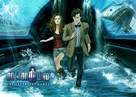 Doctor Who, Episode 4: Shadows of the Vashta Nerada [Download]