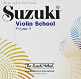 img - for Suzuki Violin School, Vol. 8 (Suzuki Method Core Materials) book / textbook / text book