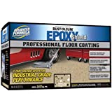 Rust-Oleum 238466 Professional Floor Coating Kit, Dunes Tan