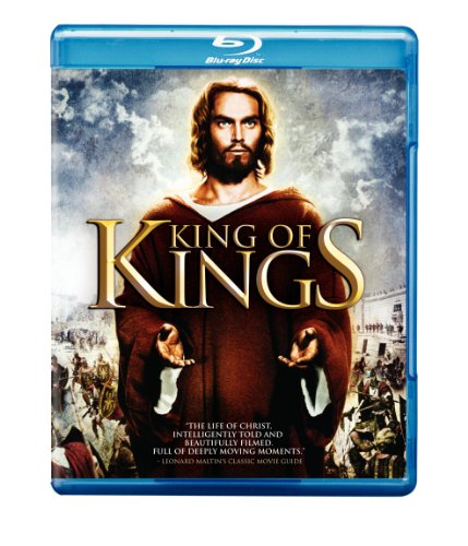 Cover art for  King of Kings (1961) (BD) [Blu-ray]